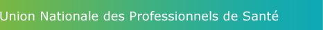 Union Nationale des Professionnels de Santé